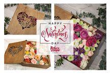 дизайн-бюро Яркое пятно / Изготовление оригинальных подарочных наборов и сувенирной продукции под заказ.