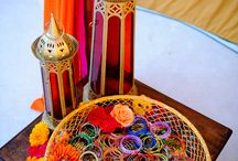Indian Wedding Decor / Ideas to help you plan all your wedding events