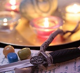 Wicca- Altars / by Sam Scott