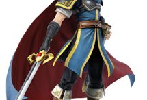 Marth cosplay references