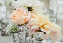 Reception Centerpieces & Decor / Things that speak to me!!! / by Tarra Morgan