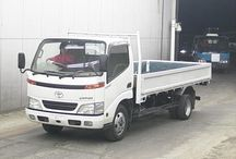 Toyota Dyna Truck 2000 White - Very Affordable trucks for business available for purchase / Refer:Ninki25191 Make:Toyota Model:Dyna truck Year:2000 Displacement:4610 CC Steering:RHD Transmission:MT Color:White FOB Price:8,000 USD Fuel:Diesel Seats  Exterior Color:White Interior Color:Gray Mileage:500,000 Km Chasis NO:XZU347-0001715 Drive type  Car type:Trucks