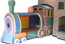 Choo Choo! / My husband's love of trains / by Amelia Colerain