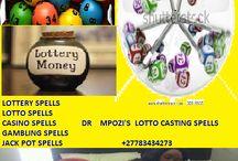 Gambling casino money lottery spells by mpozi +27783434273