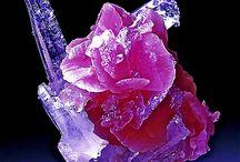 Stones, Crystals, and Geodes / by Alyssa Bishop