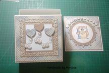 Mijn giftboxes / Mijn zelfgemaakte giftboxes