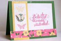 2013 spring mini catalog / by Sandy Carlson, Stampin' Up Demonstrator