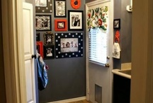 Laundry room ideas! / by Holly Gallagher