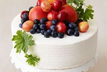Kuchen, Torten & andere süße Leckereien