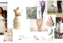 Bridal Inspiration: Brides and Weddings / Novias y Bodas