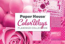 ColorWays Flamingo Collection