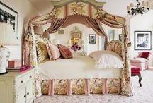 Beds / by Annette Marler
