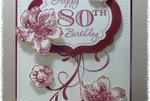 Special Birthdays / Special Birthdays