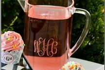 Cool monogram stuff / by Susan Wimmer Jessee