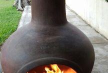 chimeneas,estufas