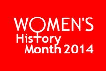Women's History Month 2014 / During Women's History Month, County Executive Rich Fitzgerald is proud to recognize women, organizations and events - past and present - that have impacted the history of our county and/or nation. Every day in March, two profiles will be added to this board, our Facebook page, Twitter feed &website (www.alleghenycounty.us/executive/WHM.aspx). The County Executive invites you to learn about their accomplishments or struggles and to celebrate the history of Allegheny County's female community. / by Allegheny County