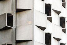 Arch facades