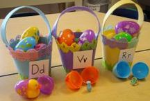 Easter and Spring Activities / by Nicki Rolling
