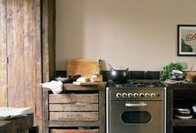 kitchens I want to cook in / by Linda Mills