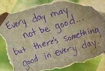 elke dag kort inspirasie♡