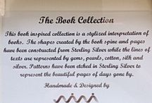 Silver MiMi & Co Book Inspired Collection / Sterling Silver Jewellery, original handmade designs by Niki.