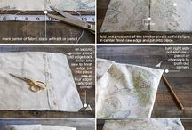 make cover pillow