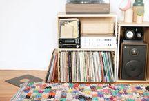 meubles pour vinyles