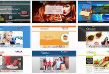 Dynamic sites / Έτοιμες δυναμικές ιστοσελίδες για αγορά ή ενοικίαση ιστοσελίδας από τη makemyweb.gr