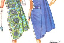 Dress Patterns 1960