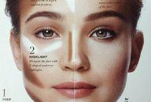Square face shape tips