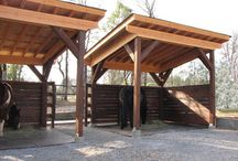 pasture shelters