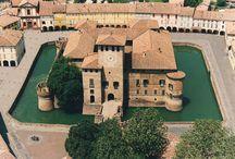 Castelli / I castelli in cui festeggiare capodanno