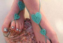 sandali nudi