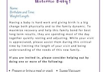 Fourth Trimester / Postpartum Care