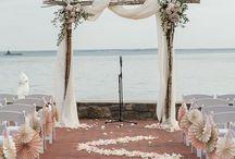 Beach arches