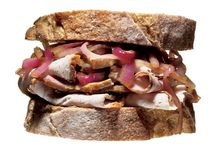 .Sandwiches and Bready Stuff / Sandwiches, Bruschetta, Crostini, Burgers and everything with Bread