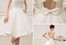 vestido blanco esther