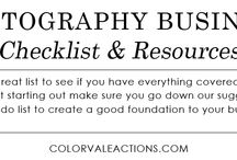 photography: business / Steps to take the big step and start my own photography business