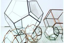 OliviaDesignLAB / Glass decorative objects handmade in Spain. Objetos decorativos de vidrio hechos a mano en España. Objects décoratifs en verre faits á la main en Espagne. / by Olivia & Co