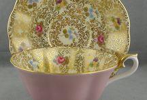 Tea Cups / by Jeanette Demanett