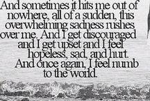 Sometimes I feel like that