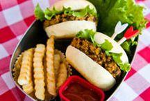 Vegan Lunches/Wraps/Sandwiches