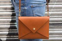 ARTonomous / Leather Bags