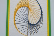 String art PAPIER