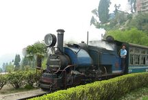 Top Train Holidays in India