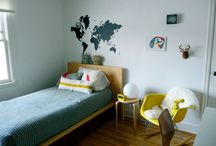 little boys' rooms