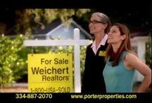 Real Estate in Auburn AL / Auburn AL Real Estate property experts - Weichert Realtors Porter Properties at http://www.PorterProperties.com. Invite us in and let us show you why Weichert works.  #auburnhomesforsale #opelikahomesforsale #auburnrealtor #opelikarealtor #realtor #alabamarealestate #homestaging