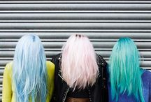 Didn´t you know I'm an Unicorn? / Our favourite unicorn hair colours