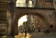 places I want to visit - Chester
