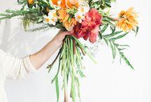 L'amour des bouquets / Parce que les fleurs expriment toutes quelque chose...